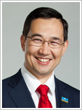 The 12th Chair of NEAR Hunan Province, China Governor Xu Dazhe